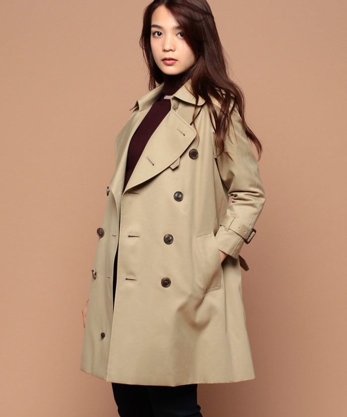 beautiful people(ビューティフルピープル) 【TVドラマ着用】ultimatepima  trench coat.jpg